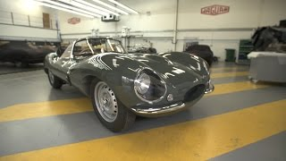 Download Jaguar XKSS: Resurrecting the Original Supercar Video