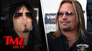 Download Motley Crue's Vince Neil and Nikki Sixx Threaten Lawsuit Over Documentary | TMZ TV Video