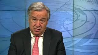 Download Dia Mundial de la Radio 2018, António Guterres Video