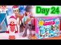 Download Playmobil Holiday Christmas Advent Calendar Day 24 Cookie Swirl C Toy Surprise Video Video