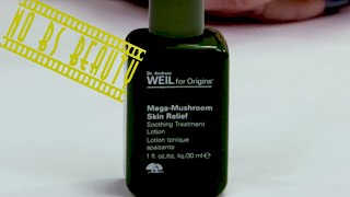 Download Origins Mega Mushroom Skin Relief Soothing Treatment Lotion Review Video