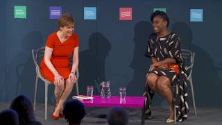 Download Chimamanda Ngozi Adichie with Nicola Sturgeon at the Edinburgh International Book Festival Video