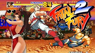 Download Fatal Fury 2 (3/3) Quick Look! Big Bear Trouble! Video