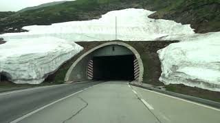 Download Driving over the ″Gotthardpass″ / Switzerland/ ALPS/ 2'106m.a.s.l/ 06.2013/ FullHD Video
