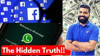 Download How do Facebook and Whatsapp Make Money? The Hidden Truth? Video
