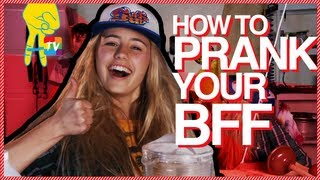 Download Terry the Tomboy: How to Prank Your Best Friend Video