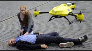 Download TU Delft - Ambulance Drone Video