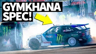 Download Ken Block's First Ever Gymkhana GRID in Cossie V2: 2019 GRID in Poland! Video