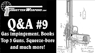 Download Q&A #9: Gas Impingement, Reading List, Squeeze-Bores, and More! Video