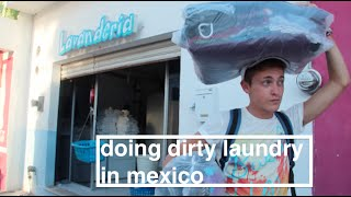 Download How to Wash Your Dirty Clothes in Mexico Video