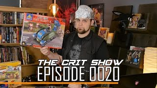 Download Knock-Off Lego and Mental Dictation | CRIT Show 0020 Video