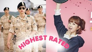 Download 10 MOST HIGHLY RATED ROMANTIC COMEDIES | K-DRAMAS Video