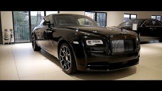 Download 2017 Rolls-Royce Wraith Black Badge Video