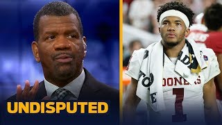 Download Rob Parker says Kyler Murray is making a mistake entering the NFL Draft   CFB   UNDISPUTED Video