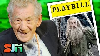 Download Ian McKellen to Play Gandalf Again, But Not How You Expect Video