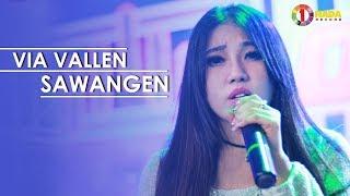 Download VIA VALLEN - SAWANGEN with ONE NADA Video