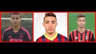 Download morocco talents hachim mastour /anwar el ghazi/munir haddadi / goals and skills Video