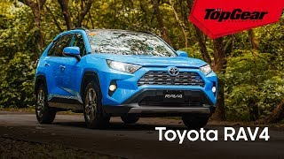 Download Feature: 2019 Toyota RAV4 XLE Video