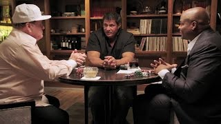 Download Jose Canseco has a fun chat with Pete Rose and Frank Thomas | Hurt & Hustle Video
