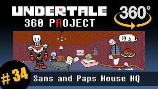 Download Skelebros House 360 (No Lag): Undertale 360 Project #34 Video