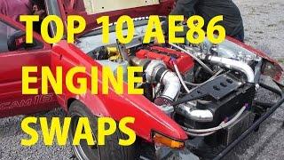 Download Top 10 Most Impressive AE86 Engine Swaps Video