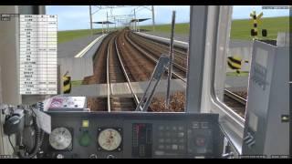 Download 【BVE5】特急北アルプスを運転してみた(犬山~神宮前) Video