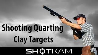 Download #6 Shooting Tip: How to Shoot Sporting Clays - QUARTERING BIRDS | ShotKam Video Camera Video
