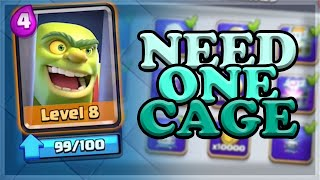 Download Hunting for ONE Goblin Cage 🍊 Video