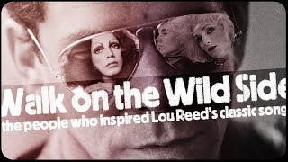 Download Walk on the Wild Side: The People who Inspired Lou Reed's Classic Song Video