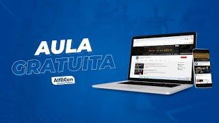 Download Aula de Direito Administrativo - Atos Administrativos Prof. Thállius Moraes - AO VIVO - Alfacon Video