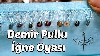 Download Demir Pullu İğne Oyası Yapılışı (Yazma Modeli) HD Kalite Video