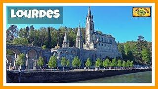 Download ¿Qué ver y hacer en LOURDES? Lugar donde suceden los Milagros   Occitania 6#   Midi Pyrenees Video