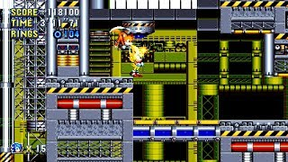 Download Sonic Mania: Part 2: Chemical Plant Zone (Super Sonic & Tails) Video