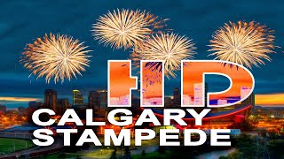 Download STAMPEDE RODEO | CALGARY - ALBERTA , CANADA - A TRAVEL TOUR - HD 1080P Video