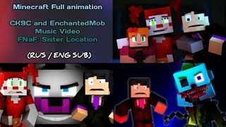 You Belong Here″   Minecraft Music Video [Song by JTMusic