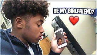 "Download Asking My ""Crush"" To Be My Girlfriend PRANK Video"