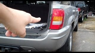 Download Jeep Grand Cherokee WJ Tail Light Fix Video