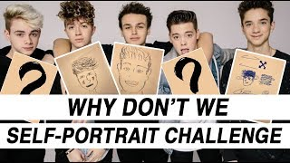 Download WHY DON'T WE - SELF PORTRAIT CHALLENGE! *WIN* Video