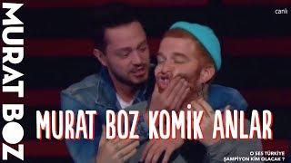 Download Murat Boz Komik Anlar - O Ses Türkiye (2016-2017) Video