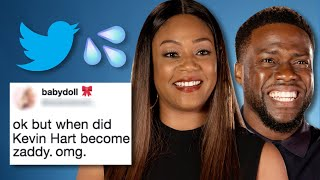 Download Tiffany Haddish And Kevin Hart Read Thirst Tweets Video