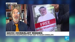 Download Saudi journalist missing: ″Sounds like Erdogan does not want a showdown with the Saudis″ Video