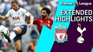 Download Liverpool v. Tottenham | PREMIER LEAGUE EXTENDED HIGHLIGHTS | 3/31/19 | NBC Sports Video