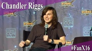 Download Chandler Riggs - The Walking Dead - Full Panel/Q&A - FanX 2016 Video