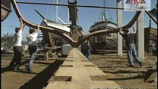 Download Estaleiro Maccarini Ship Yard Cantieri Navegantes SC Brasil Video