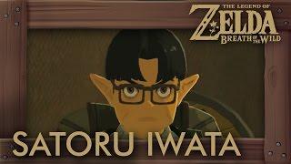 Download Zelda Breath of the Wild - Satoru Iwata Location (Easter Egg & Tribute) Video