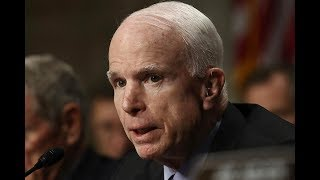 Download GOP Wants Cancer-Stricken McCain To Fly To DC & Vote For Them Video
