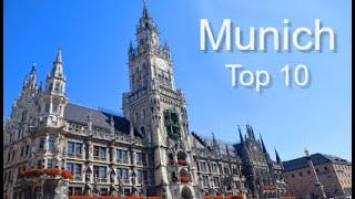 Download Munich - Top Ten Things To Do Video