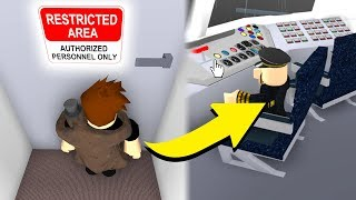 Download ROBLOX AIRPLANE SIMULATOR! *BUYING PILOT ACCESS* Video
