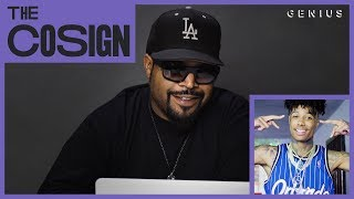 Download Ice Cube Reacts To New West Coast Rappers (Blueface, Saweetie, Lil Mosey) | The Cosign Video