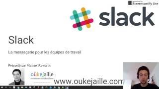 Download # Slack, la messagerie qui remplace les mails dans les équipes de travail. Video